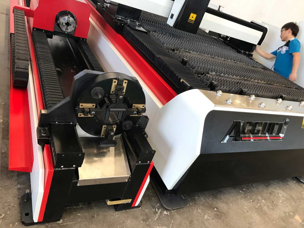 What is a Laser Tube Cutter?